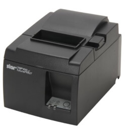 sort Star TSP100 bonprinter