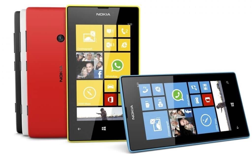 Nokia Windows smartphones