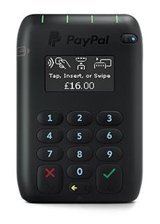 PayPal Here kortlæser