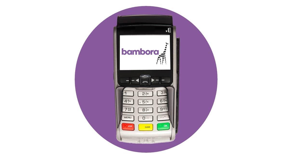 Bambora One betalingsterminal