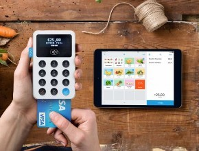 iZettle med iPad