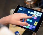 iZettle Pro på en iPad