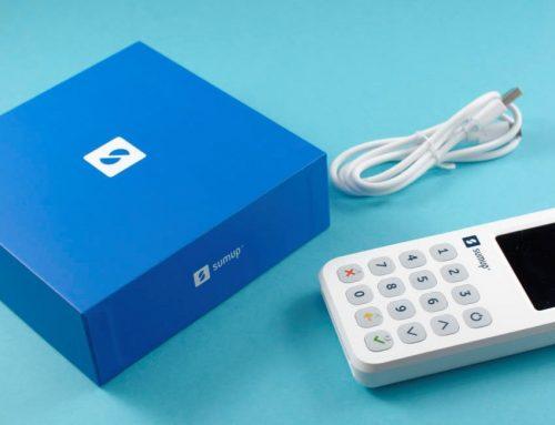 SumUp 3G-anmeldelse: den enkleste kortterminal i Danmark
