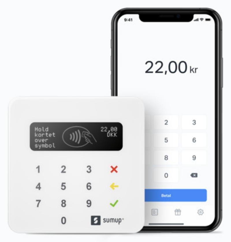 SumUp Air app