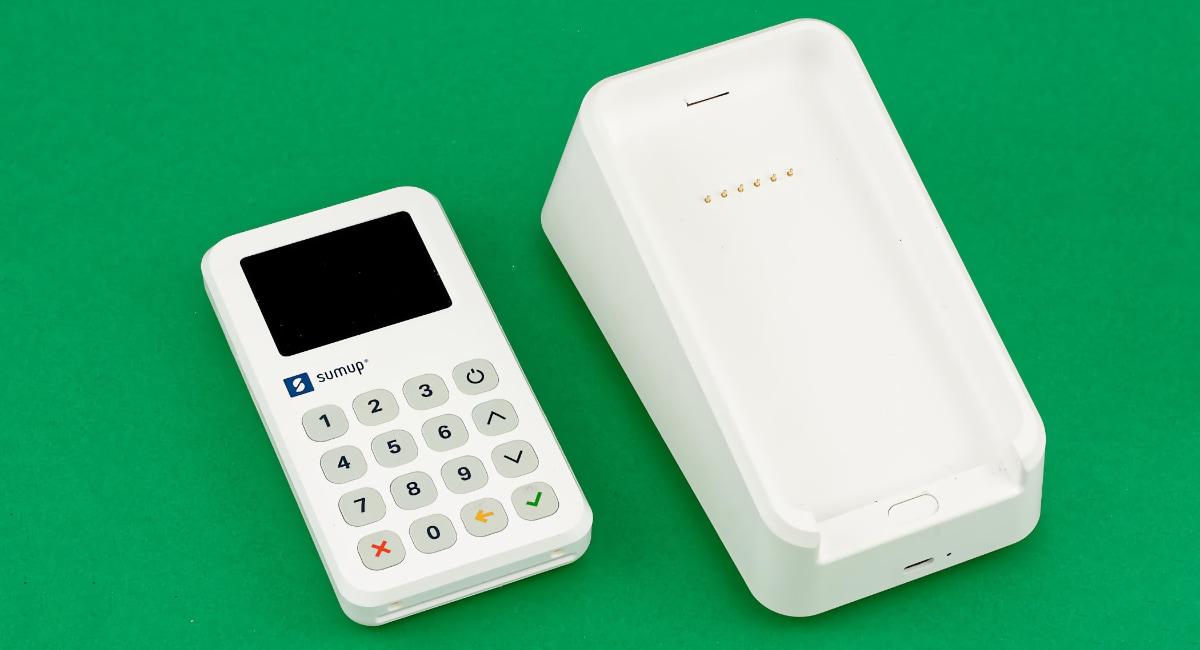 SumUp 3G og printer